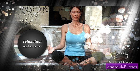 Videohive Spa and Relax - After Effects Project