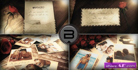 To My Love - After Effects Project (Videohive)