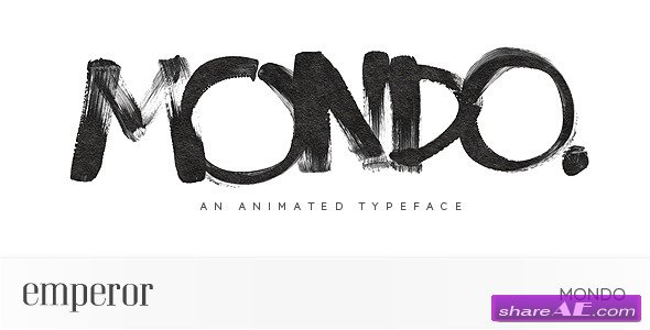Videohive Mondo - After Effects Project
