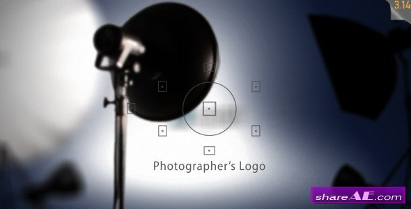 Photographers Logo - After Effects Project (VideoHive)