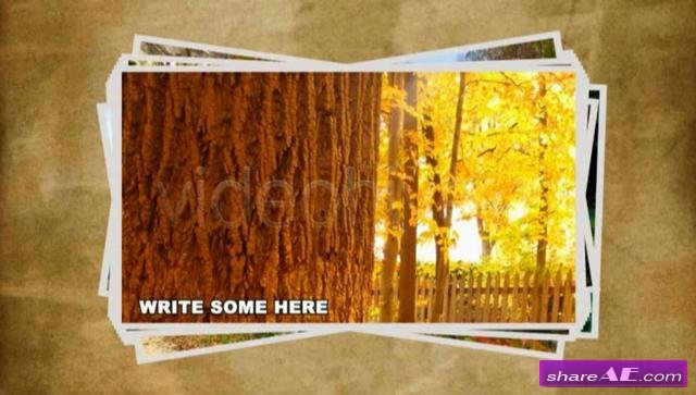 Photo Show V1 - After Effects Project (VideoHive)