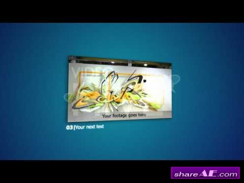 Fun with strokes - After Effects Project (VideoHive)
