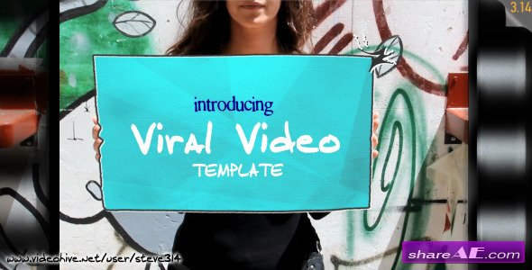 Viral Video Template - After Effects Project (Videohive)