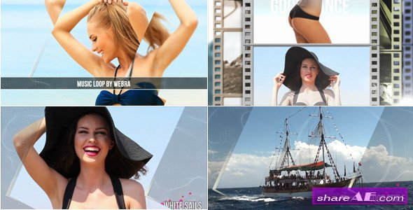 Frozen Movie - After Effects Project (Videohive)