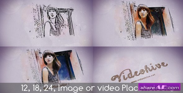 Colors of Life - After Effects Project (Videohive)