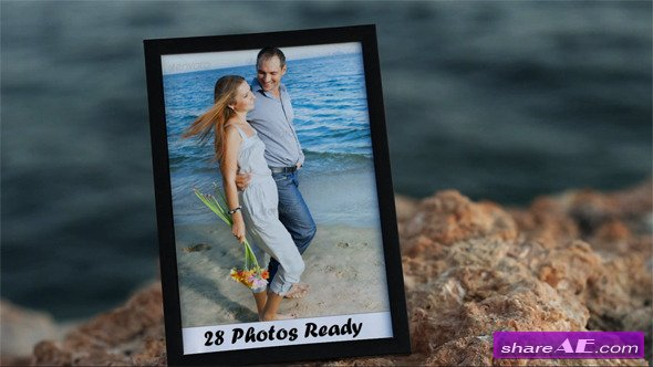 Romantic Rocks - After Effects Project (Videohive)