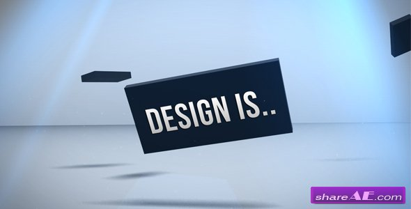 Design Logo intro - After Effects Project (VideoHive)