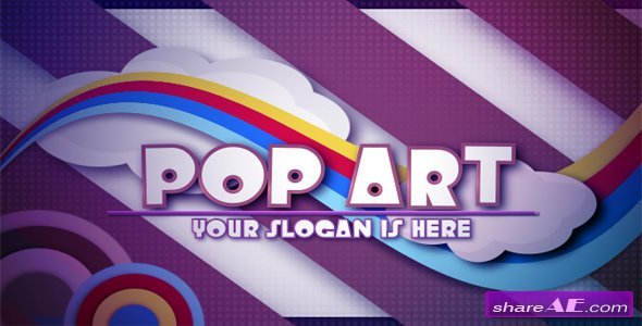 Pop Art - After Effects Project (VideoHive)