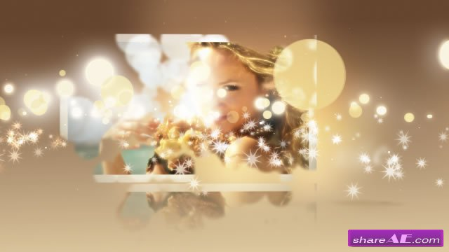 Weddings Particles CS4 - After Effects Project (VideoHive)