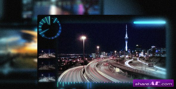 Spectrum Panels - After Effects Project (VideoHive)