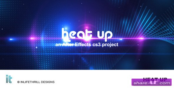 Heat UP - After Effects Project (VideoHive)