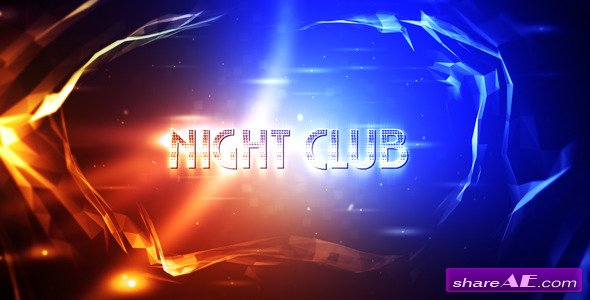 Night Club 4507917 - After Effects Project (Videohive)