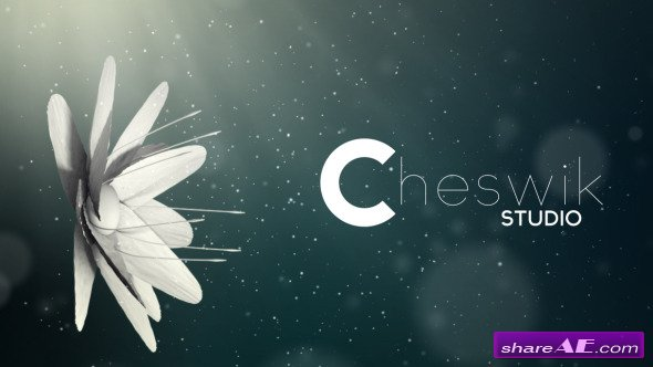 Flower Logo - After Effects Project (Videohive)