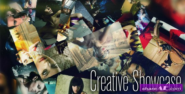 Creative Showcase - After Effects Project (Videohive)
