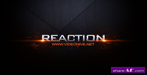 Reaction Reveal - After Effects Project (Videohive)