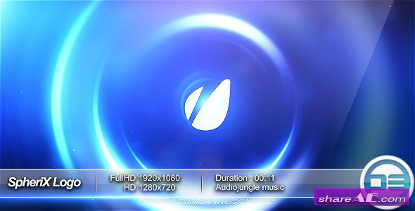 SpheriX Logo Intro - After Effects Project (Videohive)