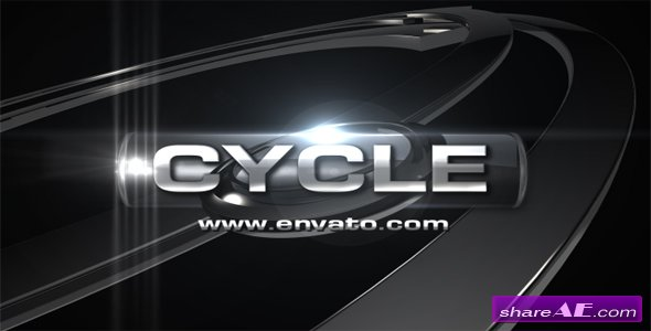 Cycle Logo Reveal - After Effects Project (Videohive)