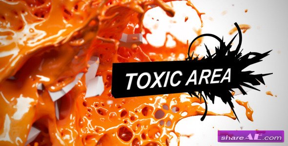Toxic Area - After Effects Project (Videohive)
