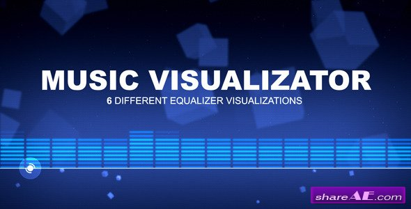 Music Visualizator - After Effects Project (Videohive)