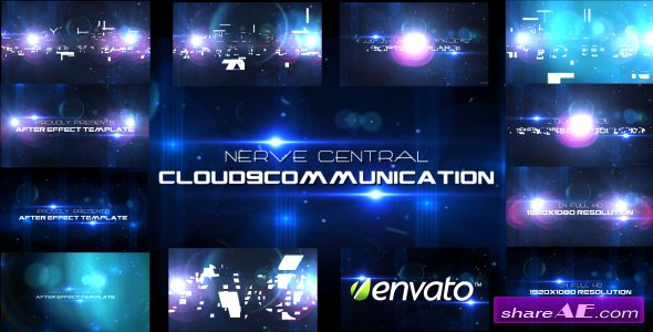 Nerve Central - After Effects Project (Videohive)