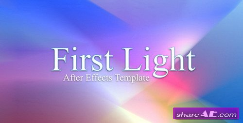 First Flight - After Effect Project (Videohive)