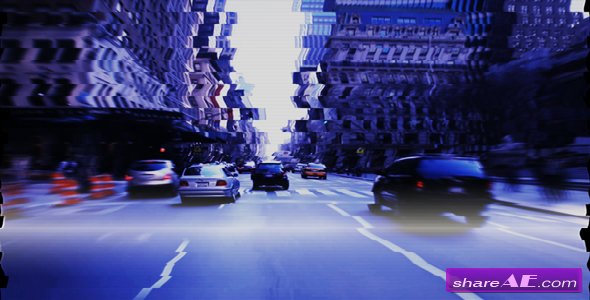 Rewind & Forward - After Effects Project (VideoHive)