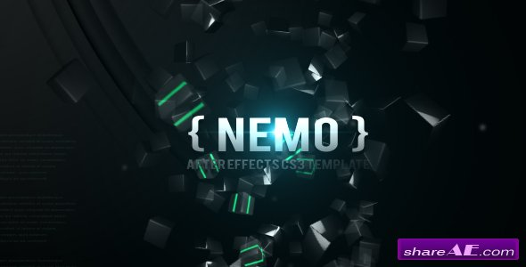 Nemo - After Effects Project (VideoHive)