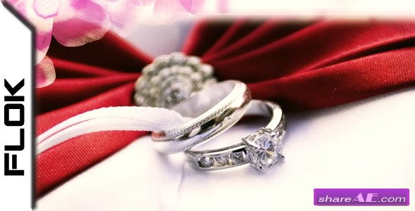 Wedding Vortex - After Effects Project (Videohive)