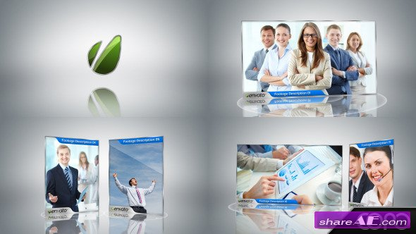 clean presentation - after effects project (videohive) » free, Presentation templates