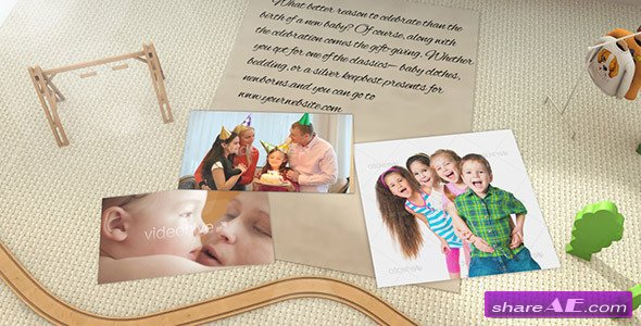 Happy Childrens Day- After Effects Project (Videohive)