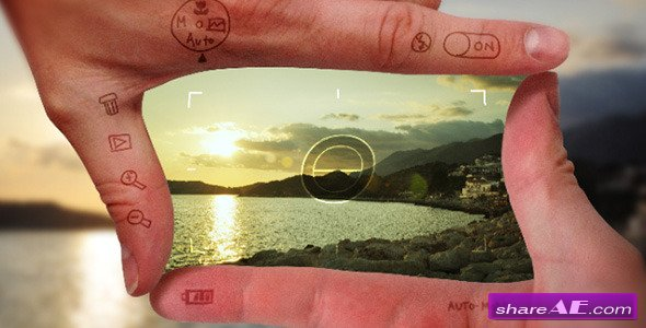 Perfect Frame - Project for After Effects (Videohive)