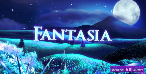 Fantasia - Projects for After Effects (VideoHive)