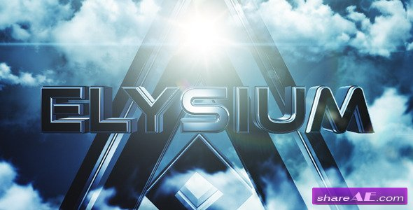 Elysium - Cinematic Trailer - After Effects Project (Videohive)