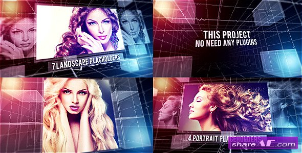 Beats Rhythm Lines - After Effects Project (Videohive)