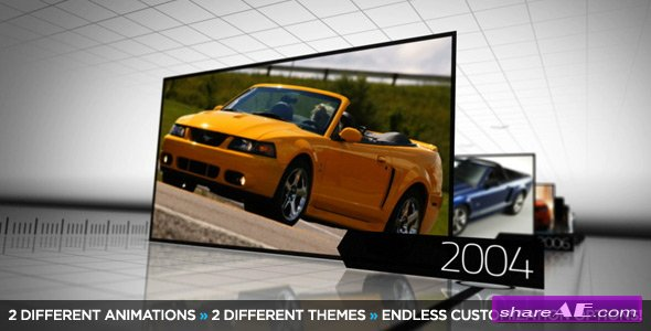 Time Machine - After Effects Project (Videohive)