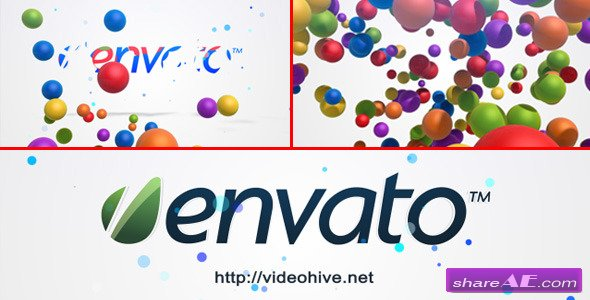 Bubble Logo Intro - After Effects Project(Videohive)