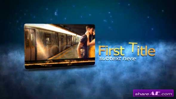 Beautiful Night AE Project - After Effects (VideoHive)