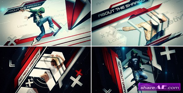 The Dream - After Effects Project (Videohive)