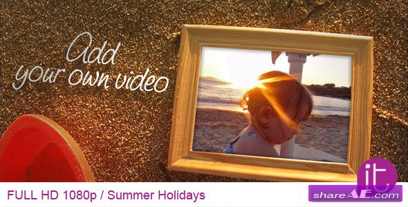 Summer Holidays - After Effects Project (Videohive)