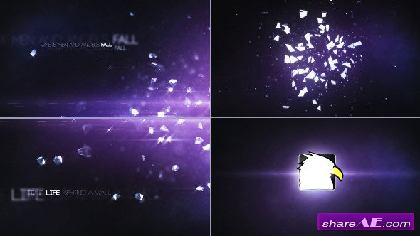 Frozen - After Effects Project (Videohive)