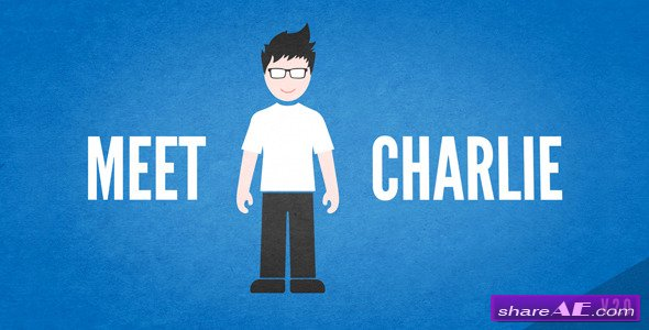 Promote Your Product or Service with Charlie - After Effects Project (Videohive)