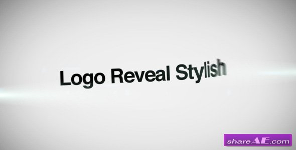 Logo Reveal Stylish - After Effects Project (Videohive)