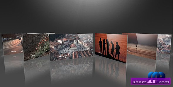 Touch Album HD - After Effects Project (Videohive)