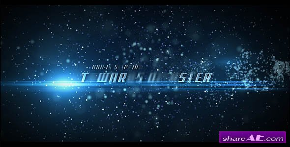 Movie Trailer 01 - After Effects Project (Videohive) » Free After ...