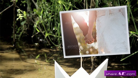 Paper Boats Photo Gallery - After Effects Project (Videohive)