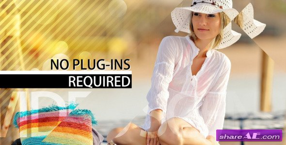 Diamond Cuts Slide Show - After Effects Project (Videohive)
