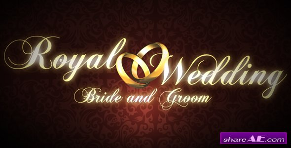 Royal Wedding 1, 2 - Projects for After Effects (VideoHive)