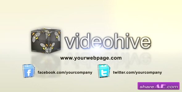 Real Estate Logo Reveal - After Effects Project (Videohive)