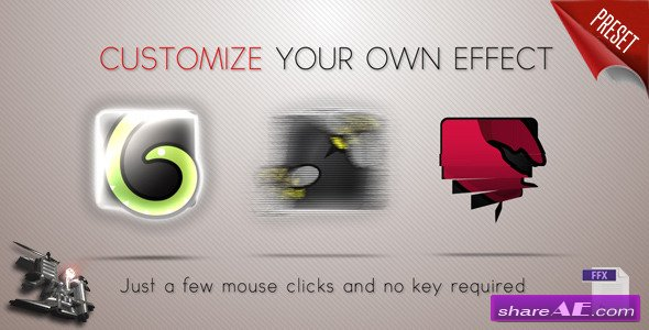 Logo Effects Tool - After Effects Presets / Plugins (Videohive)