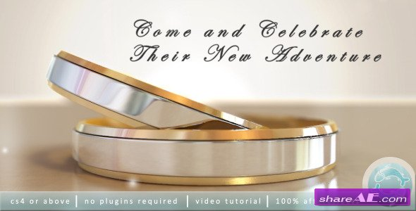 Wedding Invitation 2533538 - Project for After Effects (Videohive)